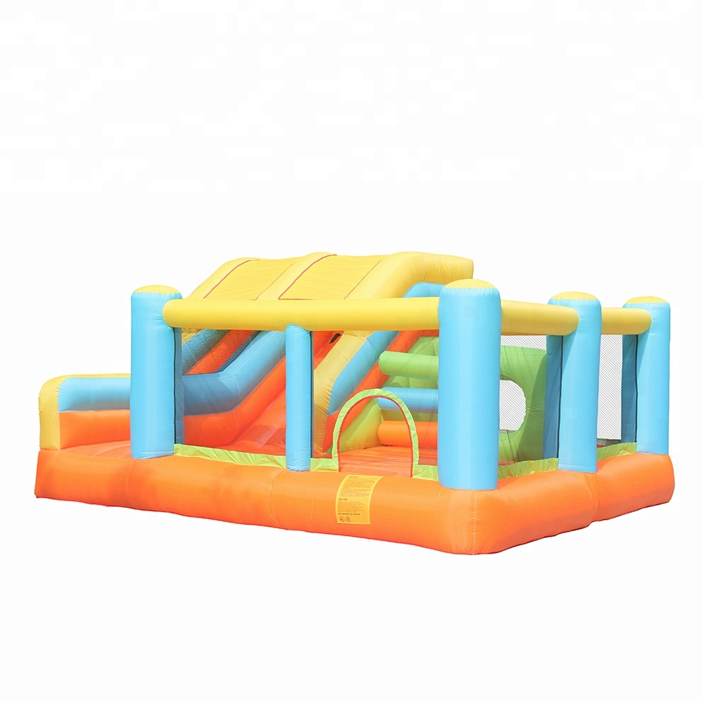 Customize Double Inflatable Bounce House Bouncy Castle Slide For Kids Buy Inflatable Bounce House Bo Kids Bouncy Castle Inflatable Bounce House Bounce House