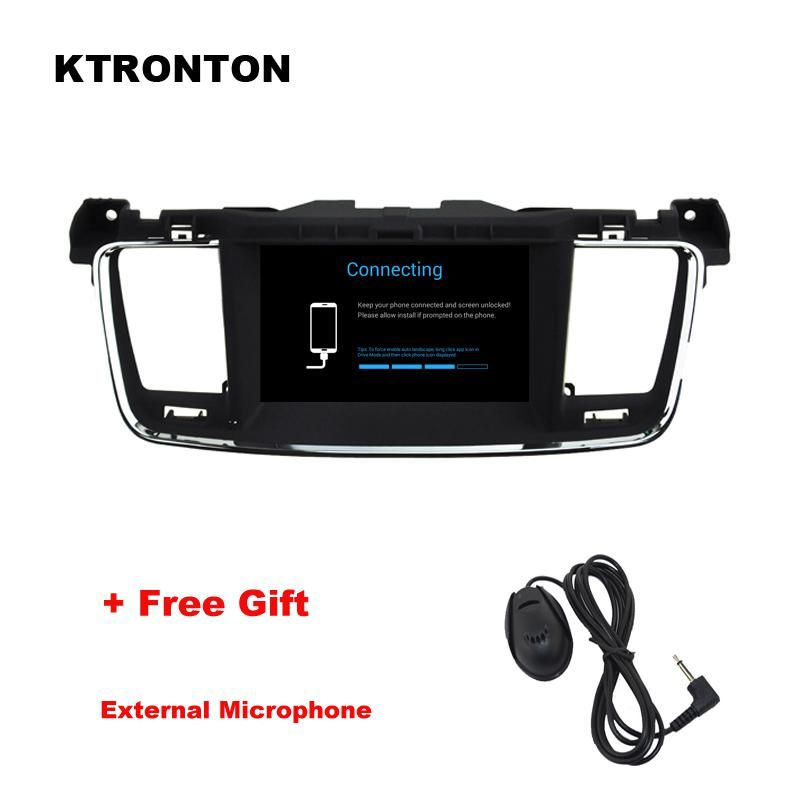 Latest Octa-Core Android 8 0 Car DVD GPS for Citroen DS5