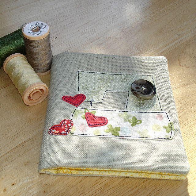 Needle case | Flickr – Compartilhamento de fotos!  #sewing #quilting #diy #christmas #quilt