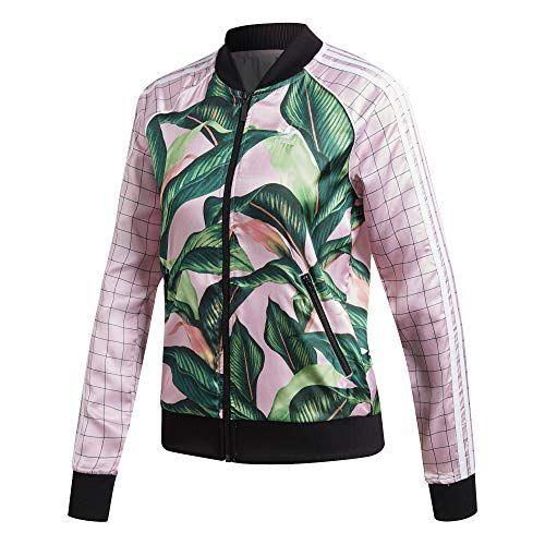 adidas Damen Jacke SST TT Multicolor(MULTCO) | Jacken