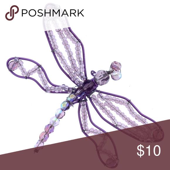 Purple Dragonfly Brooch Pin With Rhinestone Tmp211 Brooch Pin Brooch Bangle Bracelet Set