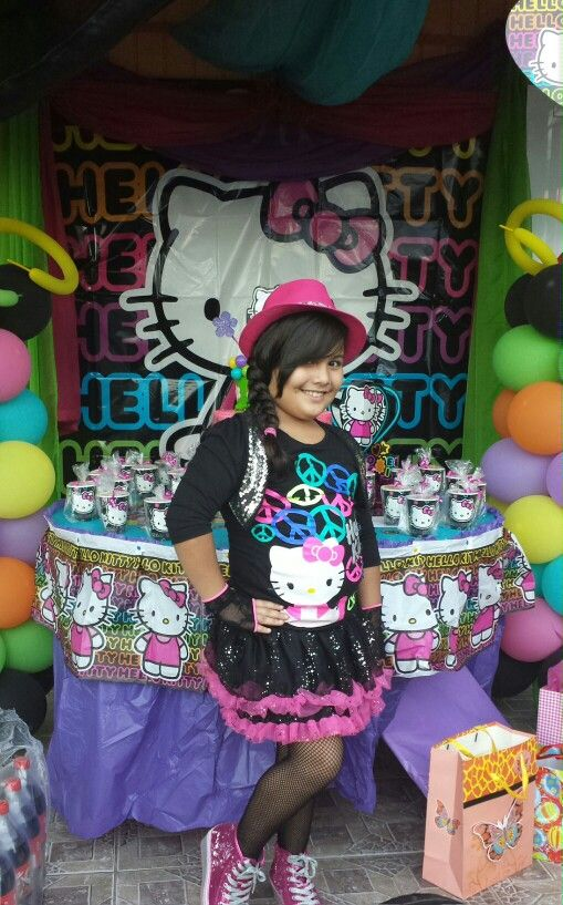 My Hello Kitty Party Hello Kitty Party Ideas Decorations And