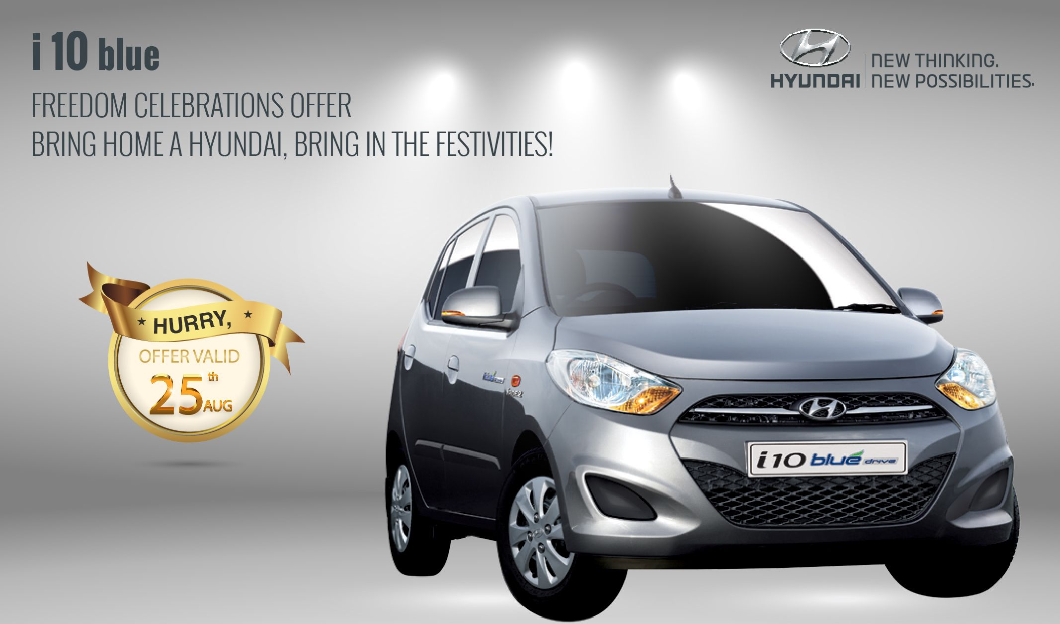 Hyundai I10 Is One Of The Most Successful Hatchbacks To Ever Grace