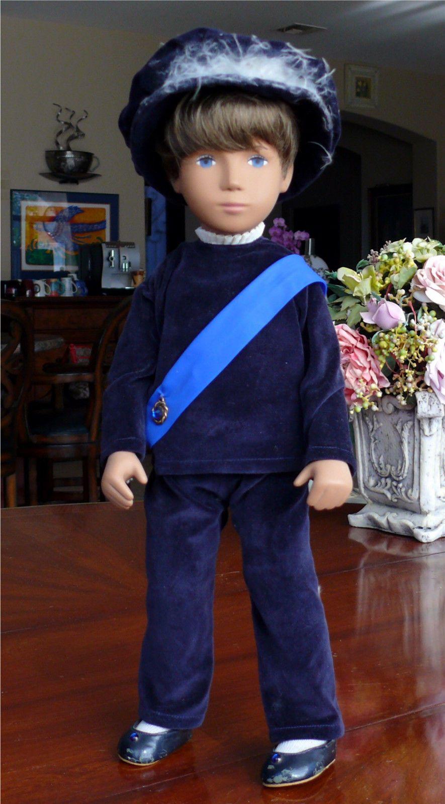 Vintage Limited Ed. Sasha Prince Gregor Boy Doll #185A |  | eBay!