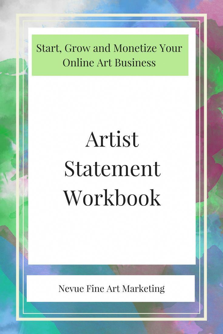 Are you just starting your art business do you have an