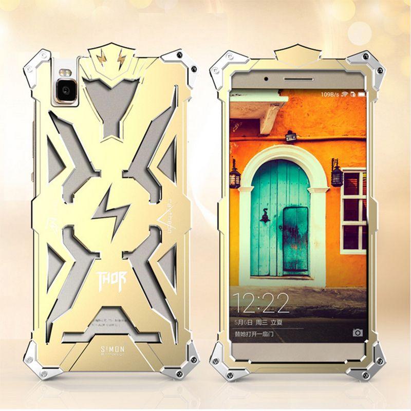 Zimon Design Doom Metal Aluminum phone cases For huawei honor 7 ...