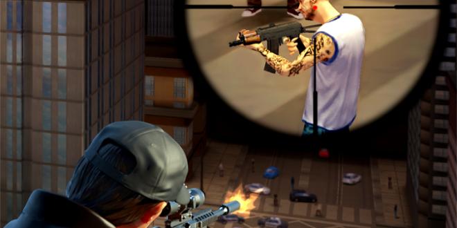 Sniper 3D Assassin Mod APK Free Download Assassin, Free