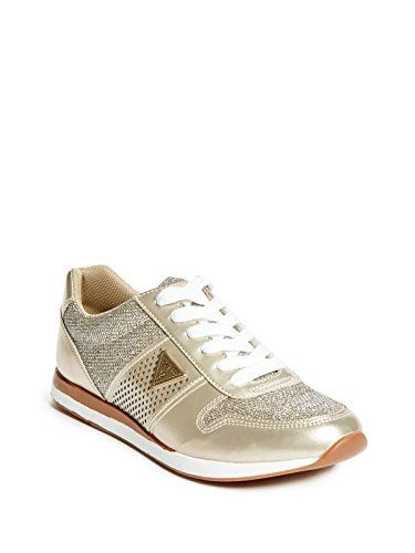 da17156a4bab GUESS Womens Jalyn LowTop Sneakers -- Learn more by visiting the image link.