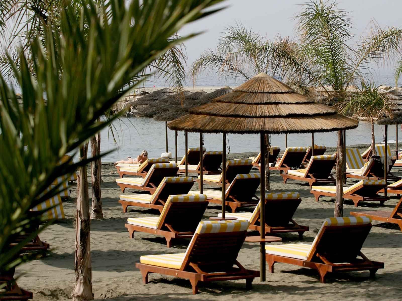 Four Seasons Limassol Cyprus Beach