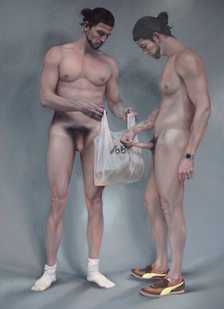 from Xzavier logan gay art