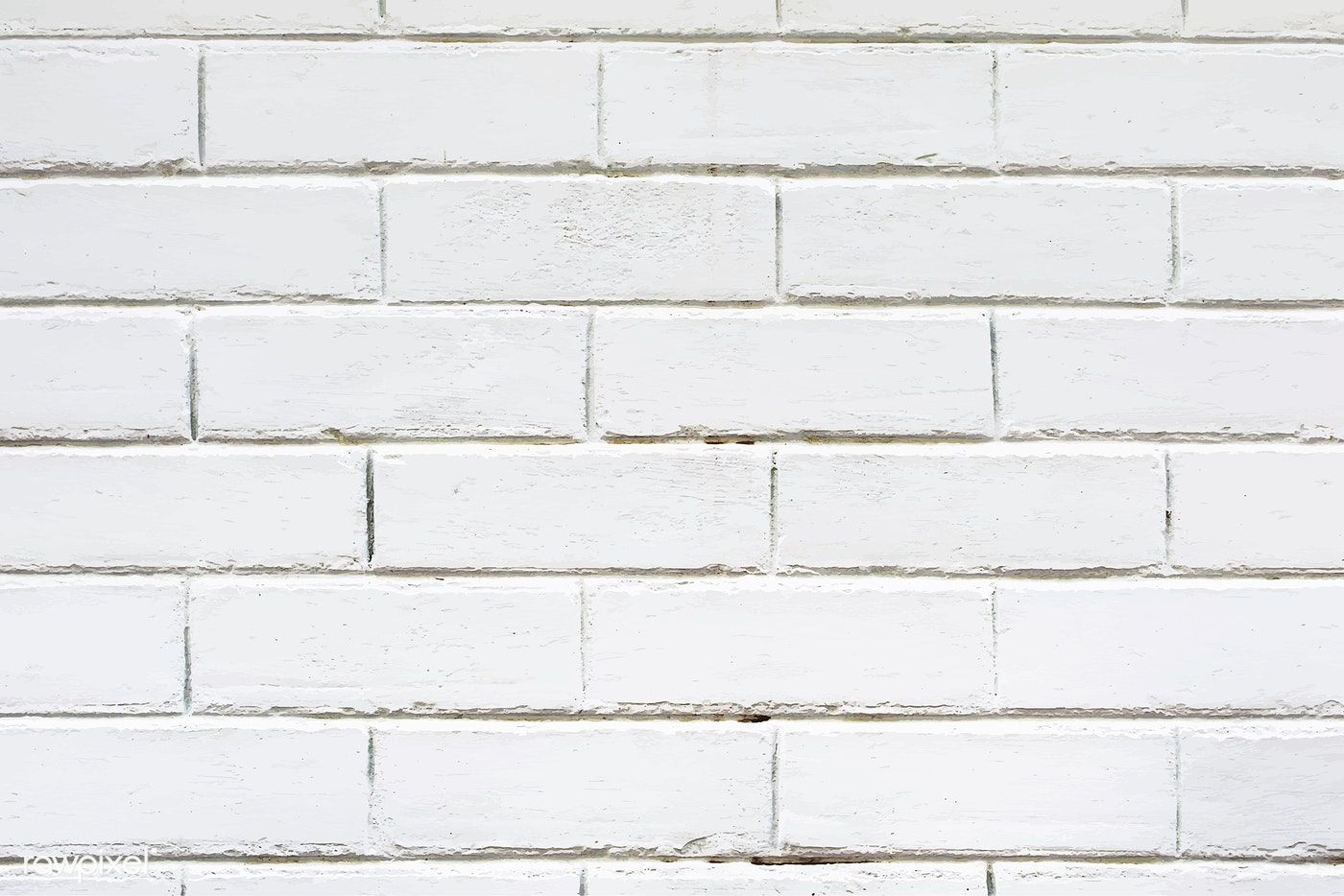 White Brick Wall Textured Background Vector Free Image By Rawpixel Com Kung White Brick Background Brick Wall Wallpaper White Brick Walls