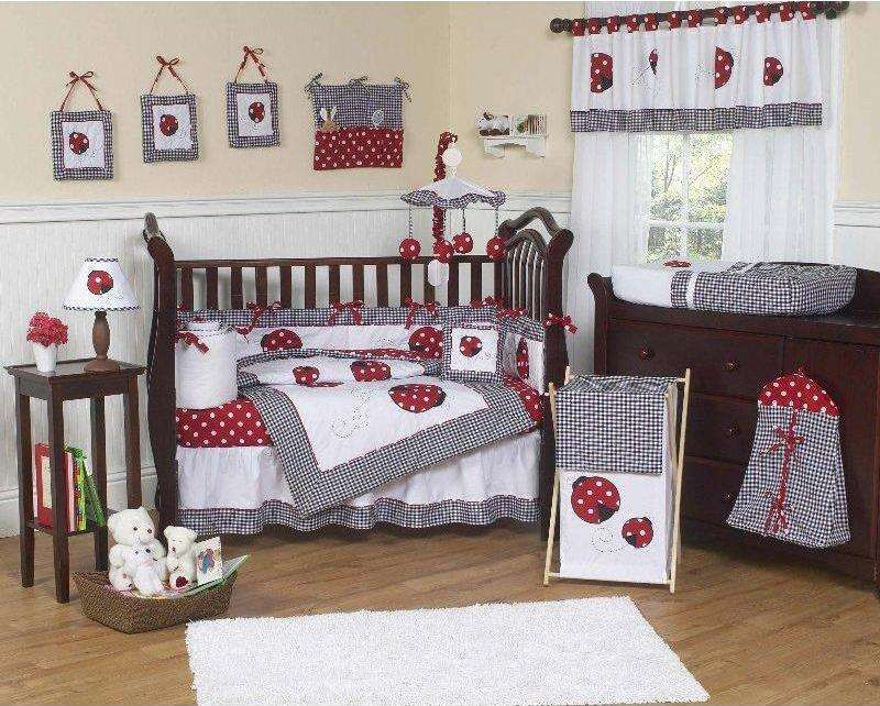 Pin By Bedding Com On Baby Bedding Sets Ladybug Baby Nursery Ladybug Nursery Baby Bedding Sets