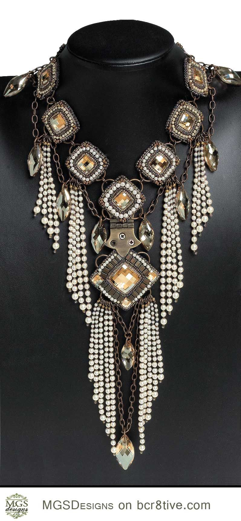 Exceptional Bead Artistry by Melissa Grakowsky Shippee   bcr8tive