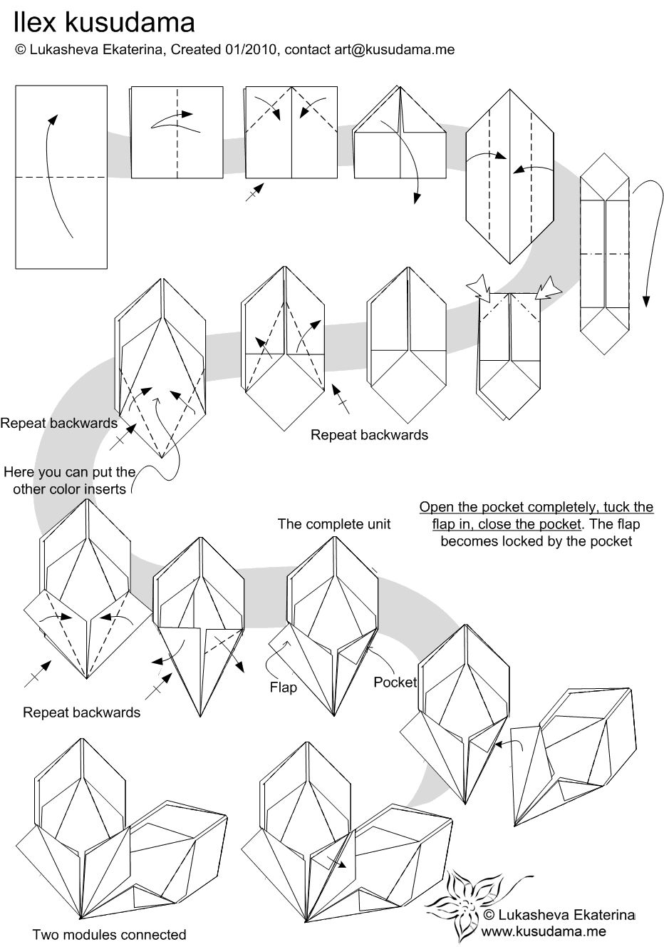 27 exclusive image of origami tutorial geometric