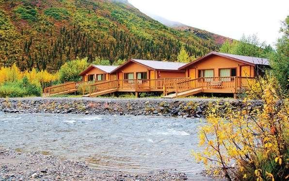 Image result for Denali Backcountry Lodge