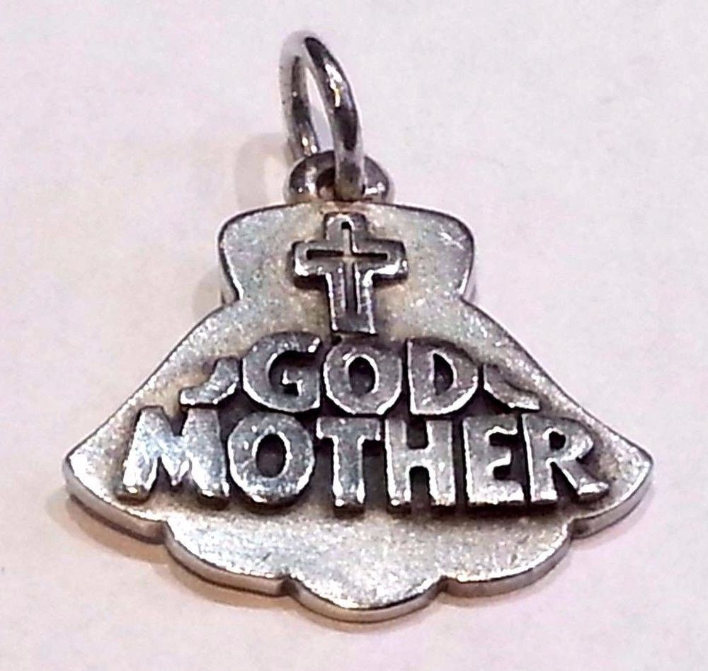 "James Avery Sterling Silver ""Godmother"" Charm #JamesAvery ..."