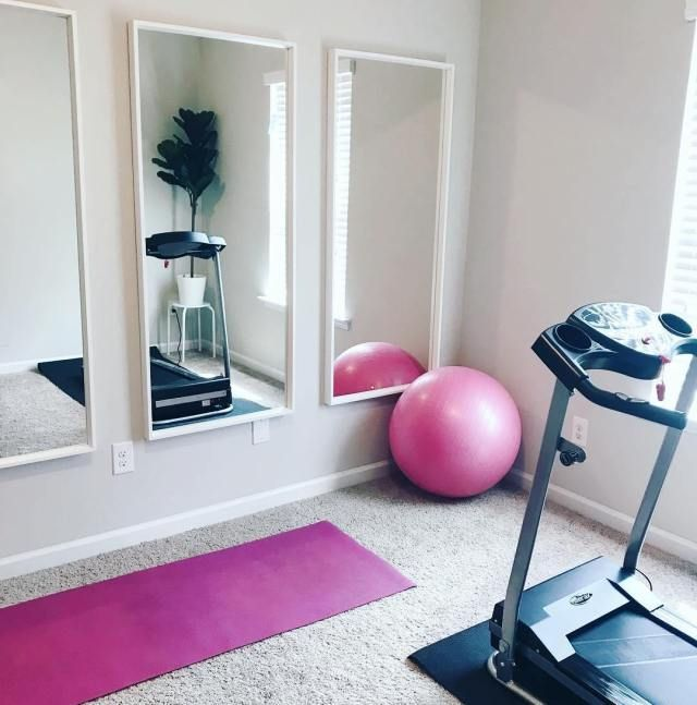 Photo of 20 Home Gym Ideas for Designing the Ultimate Workout Room   Extra Space Storage