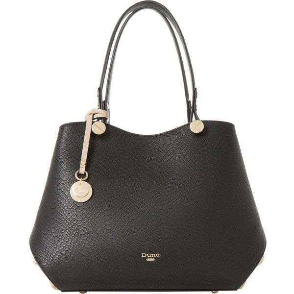 2887f0539cdd Dune Dimogen shoulder bag ( 85) ❤ liked on Polyvore featuring bags ...