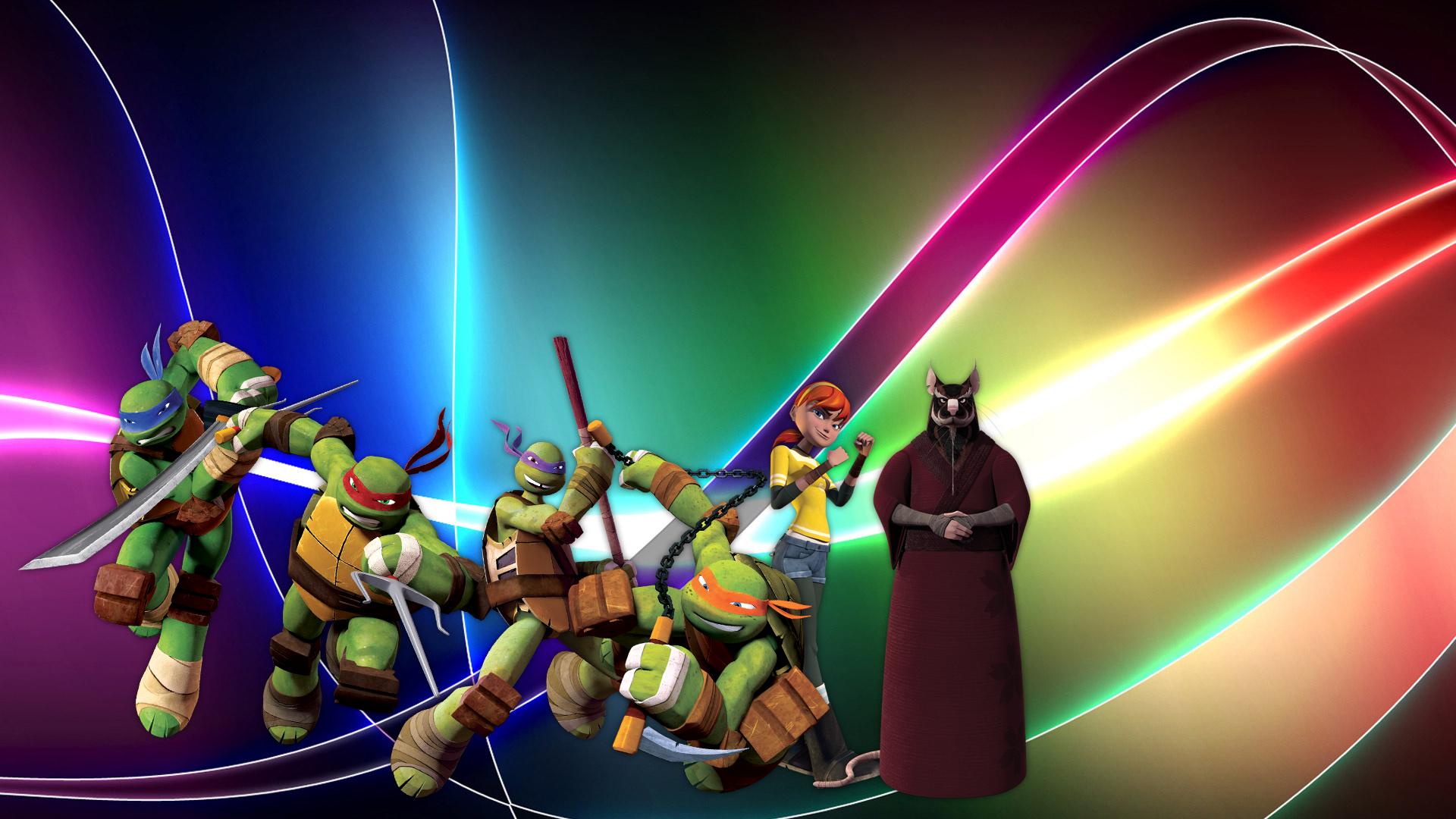 Classic Ninja Turtles Wallpaper HD Wallpapers Pinterest