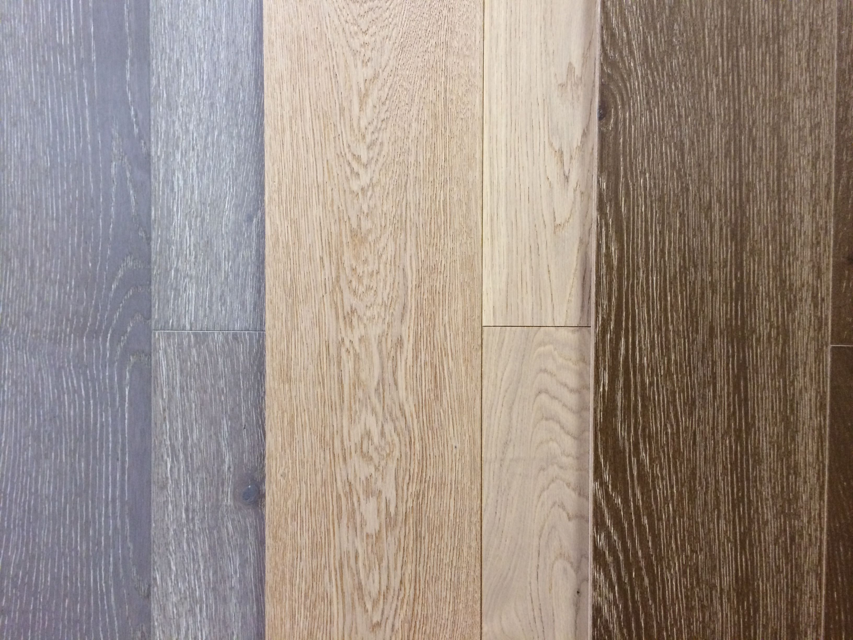 Wire Brushed French White Oak Engineered Wood Floors | French White ...