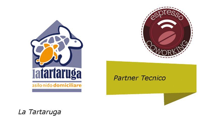 LATARTARUGA è allegro ed educativo partner di Espresso #Coworking e intratterà i giovani #coworkers durante la nonConferenza :-) #expcowo