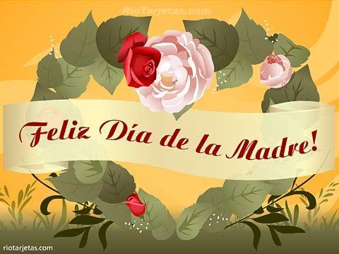 Tarjetas Del Dia De La Madre Gratis Postales De Feliz Dia Madre