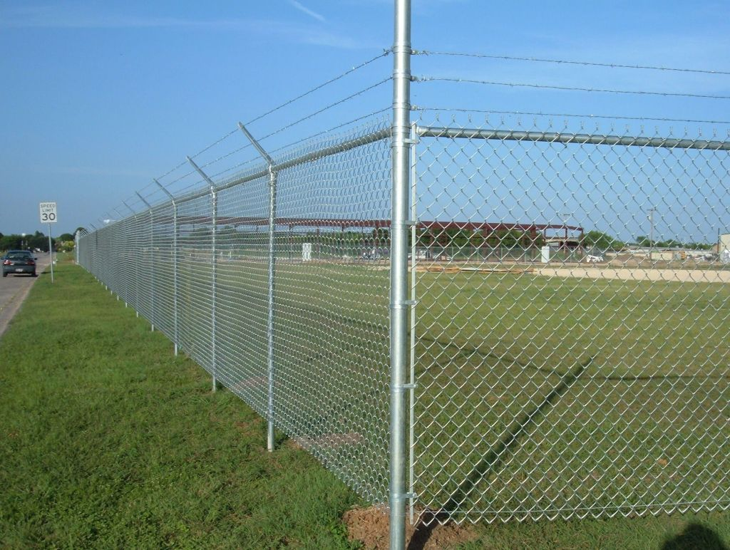 Chain Link Fences | art | Pinterest | Fences