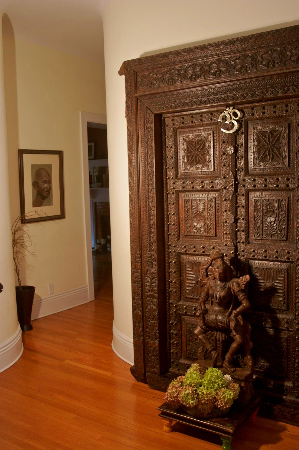 Indian antique door designs unique pinterest door design - Indian home decor online style ...