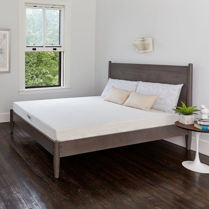 6 Firm Gel Memory Foam Matratze  ліжка