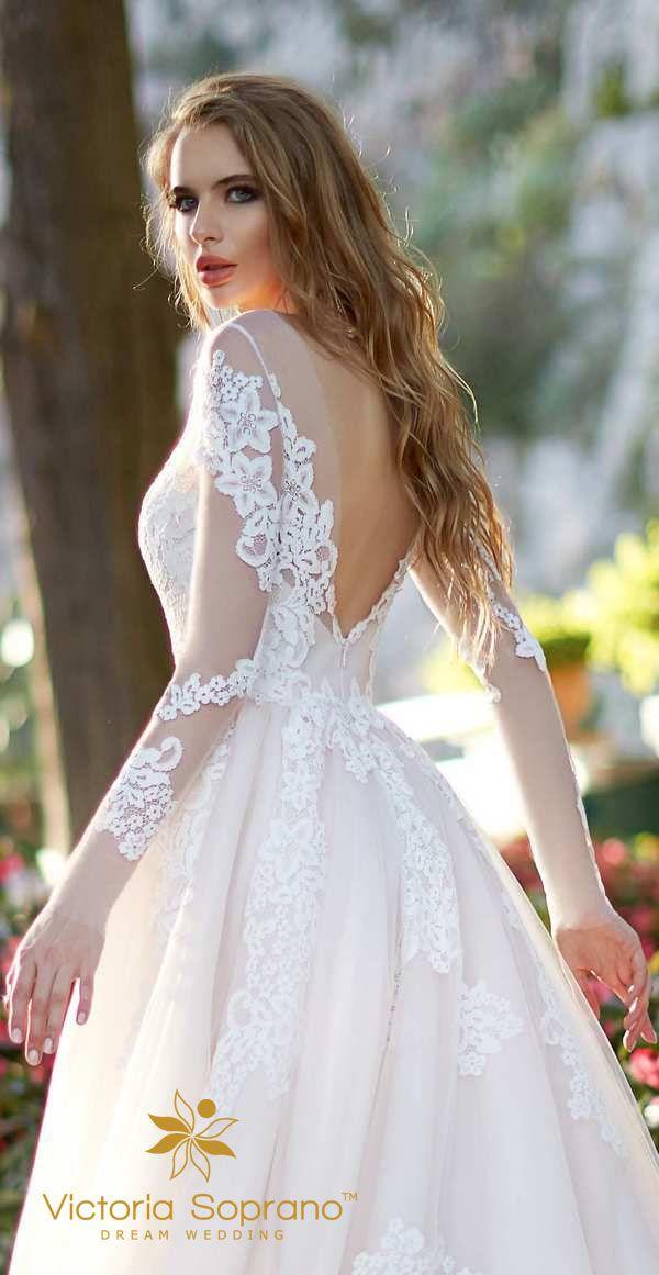 Victoria Soprano 2017 Wedding Dresses CAPRI / http://www ...