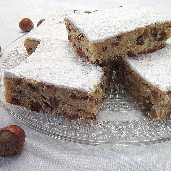 Photo of Stollen cake from sheet with marzipan by trekneb | chef