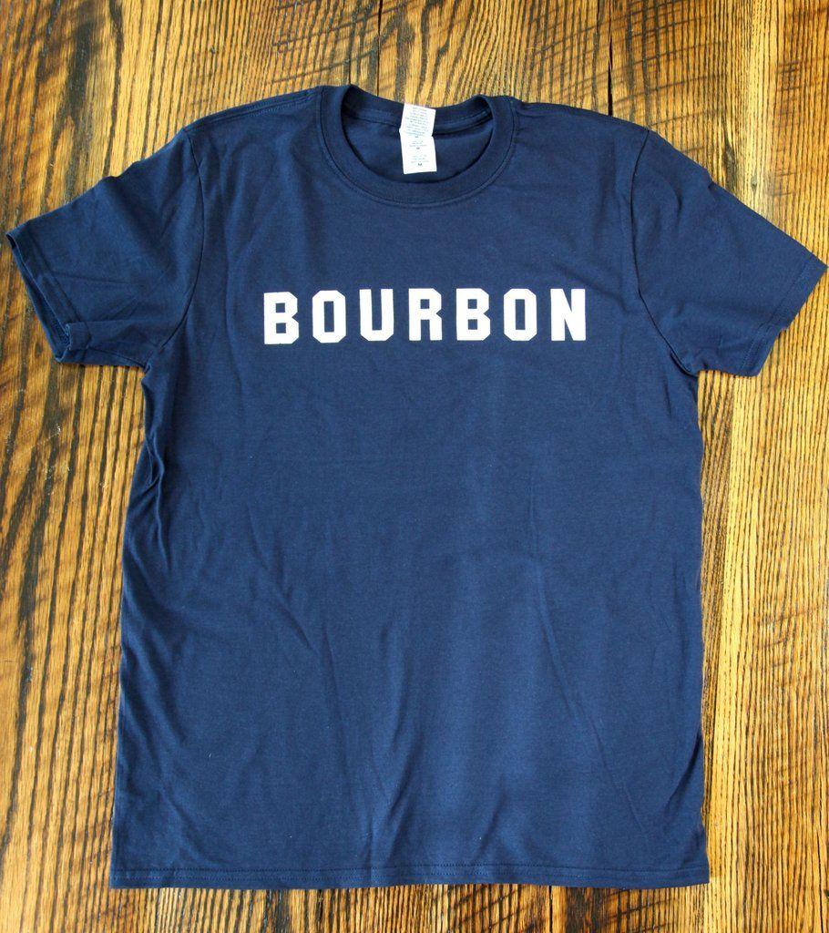 Bourbon Belushi SS t-shirt - Bourbon Outfitters