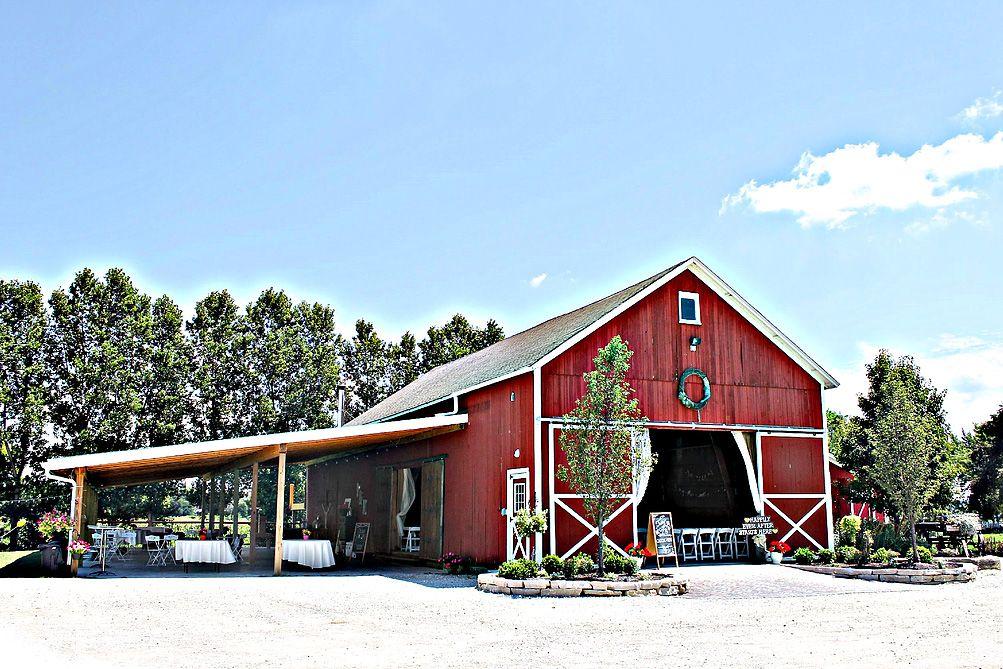 The Rustic Barn at Prairie Gardens Rustic barn