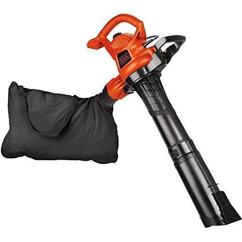 Blackdecker Bv5600 High Performance Blower Vac Mulcher Only 49 99 Save 29 Blowers Leaf Blower Leaf Blowers