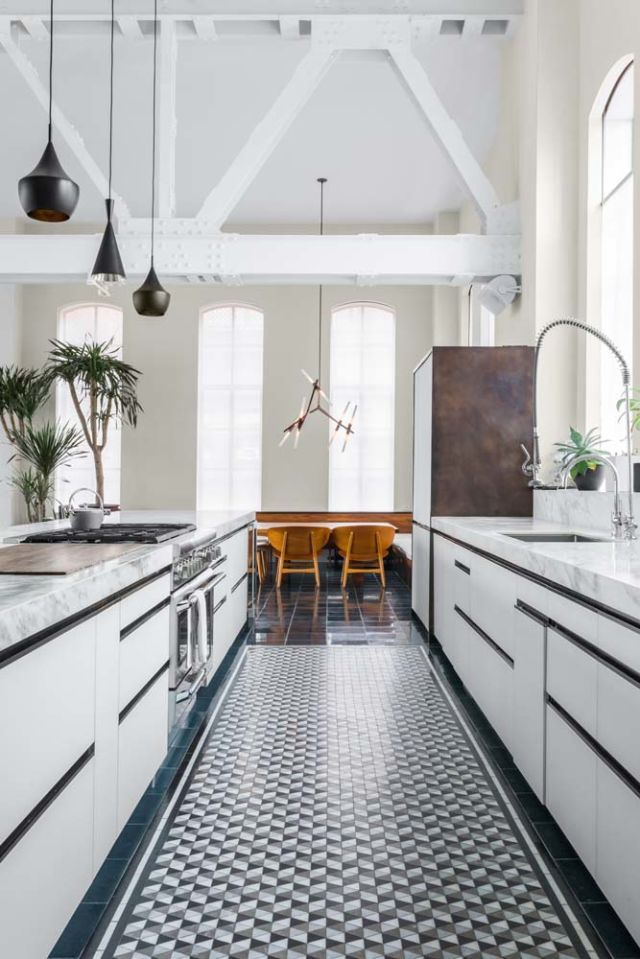 This Incredible New York Loft Used To Be The Iconic YMCA | Lofts ...