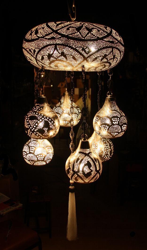 Moroccan Lamps And Lanterns Lighting Design Interior Moroccan