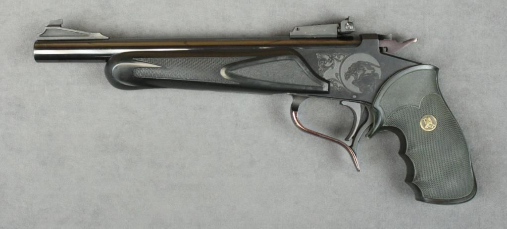 Thompson Center Arms Single Shot pistol,  44 Mag  cal
