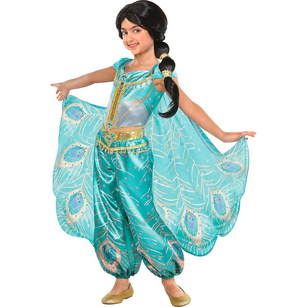 Child Jasmine Whole New World Costume Aladdin Jasmine Costume Kids Princess Jasmine Costume Kids Disney Princess Costumes