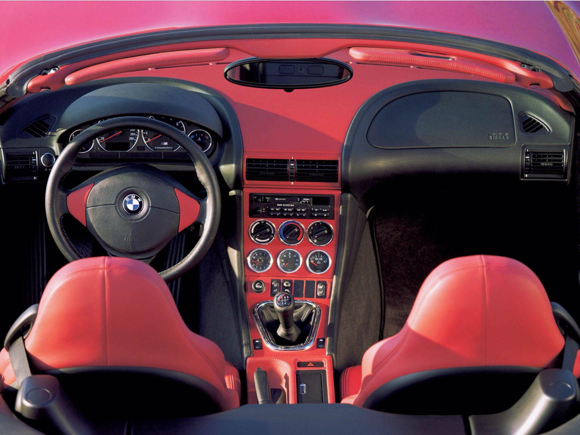 Bmw Z3 M Roadster Mine Has This Fabulous Interior Colour Scheme