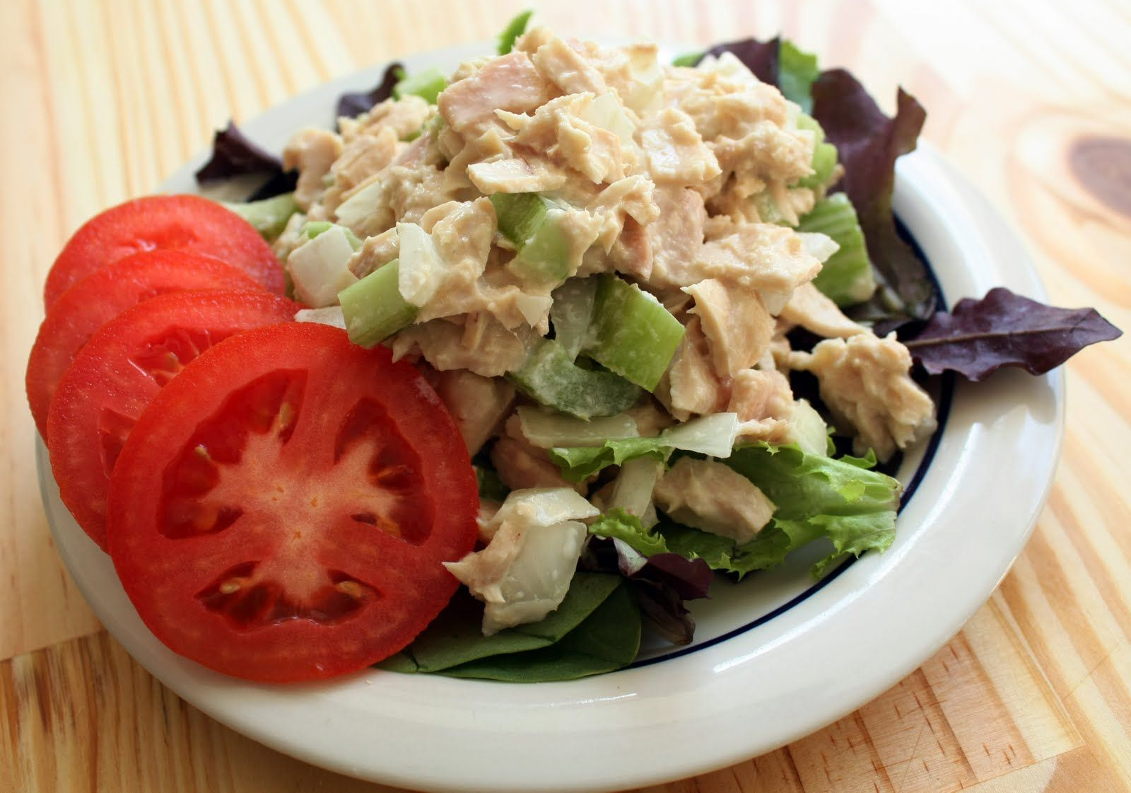 The Food Lovers' Primal Palate: Tuna Salad
