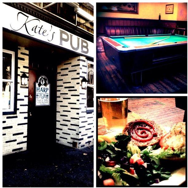 Kate S Pub Seattle Washington By Inna Blair Pub Brewery Pub Food