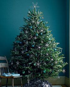 How to make a pinecone tree stand for #christmas.