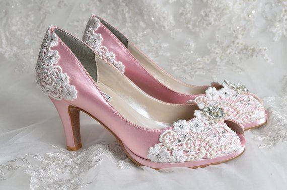 pinkwedding #guidesforbrides   zapatos   pinterest   zapatos
