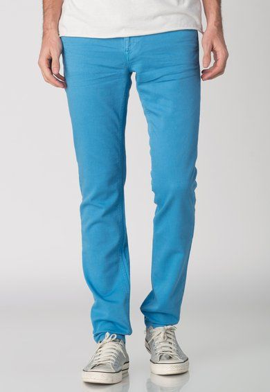 Blue Skinny Jeans by Meltin`Pot