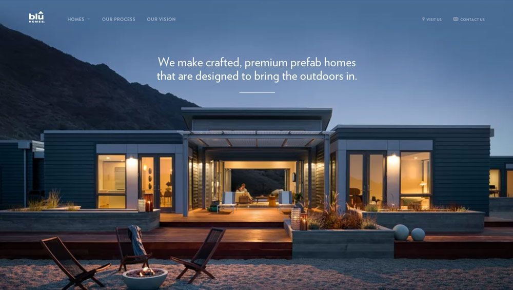 Website Designs · House In A Beautiful Desert Setting With Stunning  Architecture | MittenUnited.com