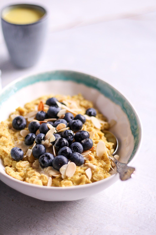 Kurkuma Porridge - Heavenlynn Healthy