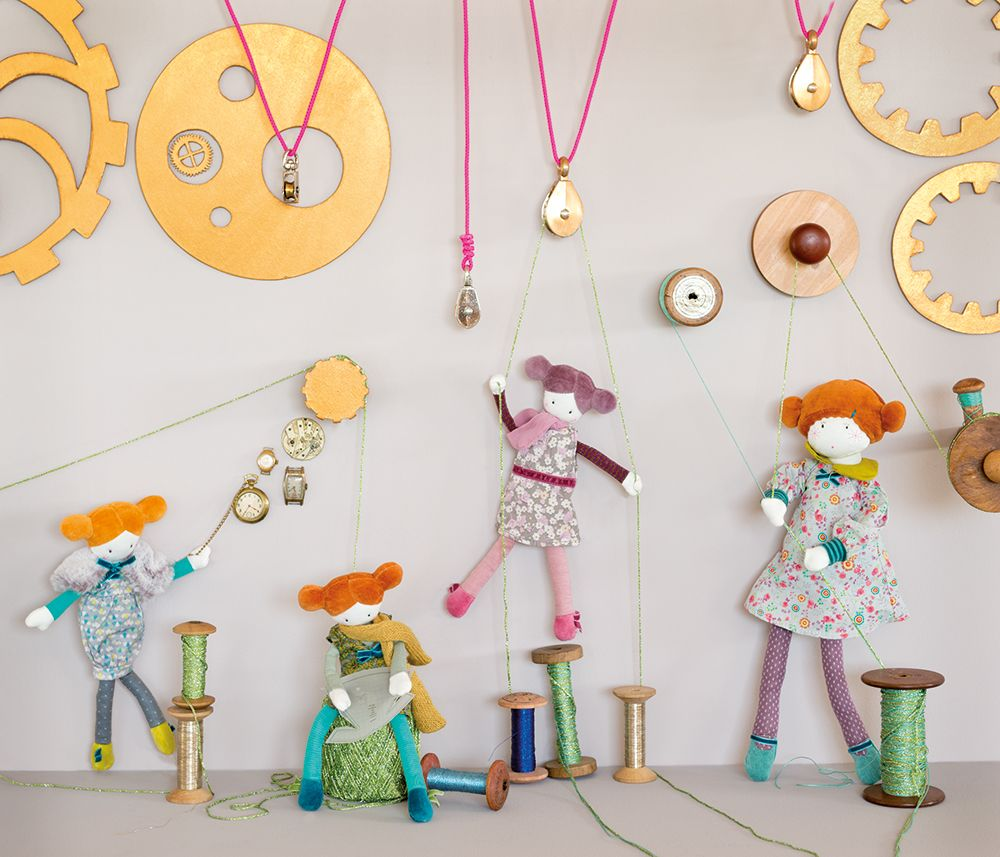 Les Parisiennes Moulin Roty Memoire D Enfant 2014 Atelier Les