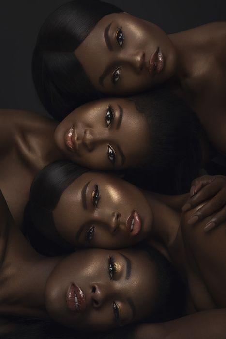 Simple Beauty Work - Island Boi Photography #darkskingirls