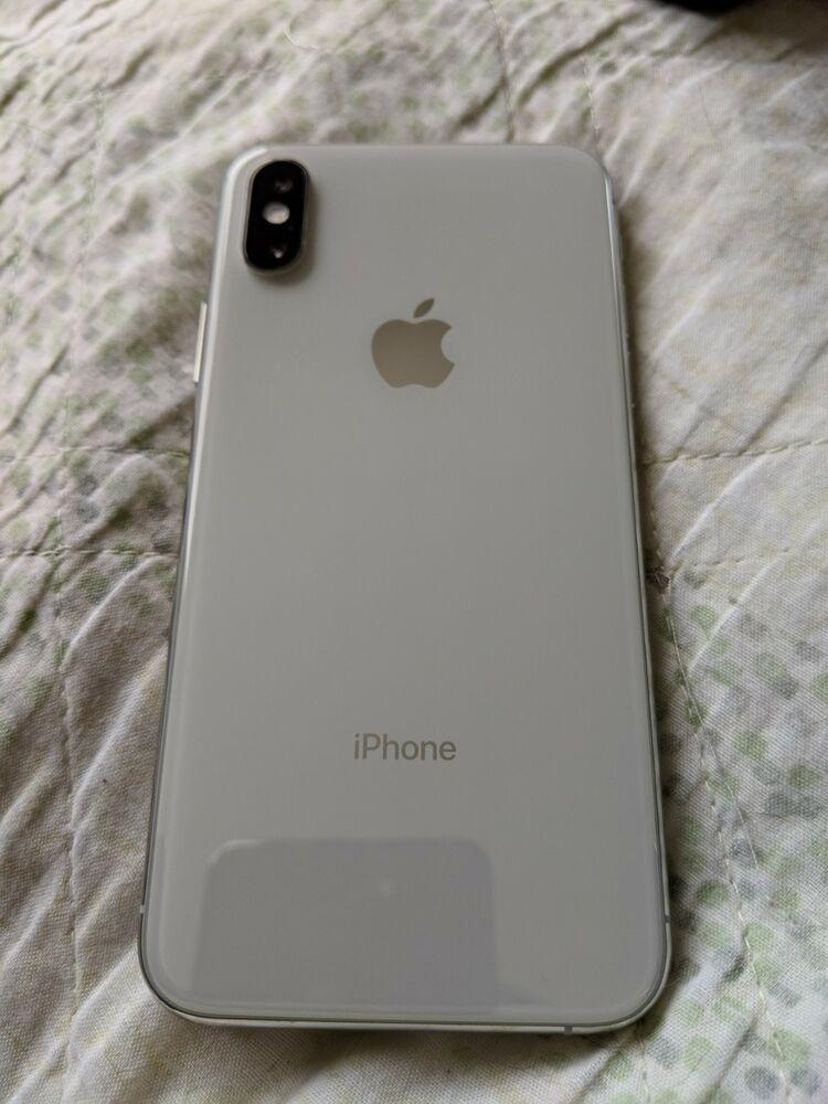 Apple Iphone Xs 256gb Silver Iphone Xs Iphonexs Celulares Apple Acessorios Eletronicos Celulares