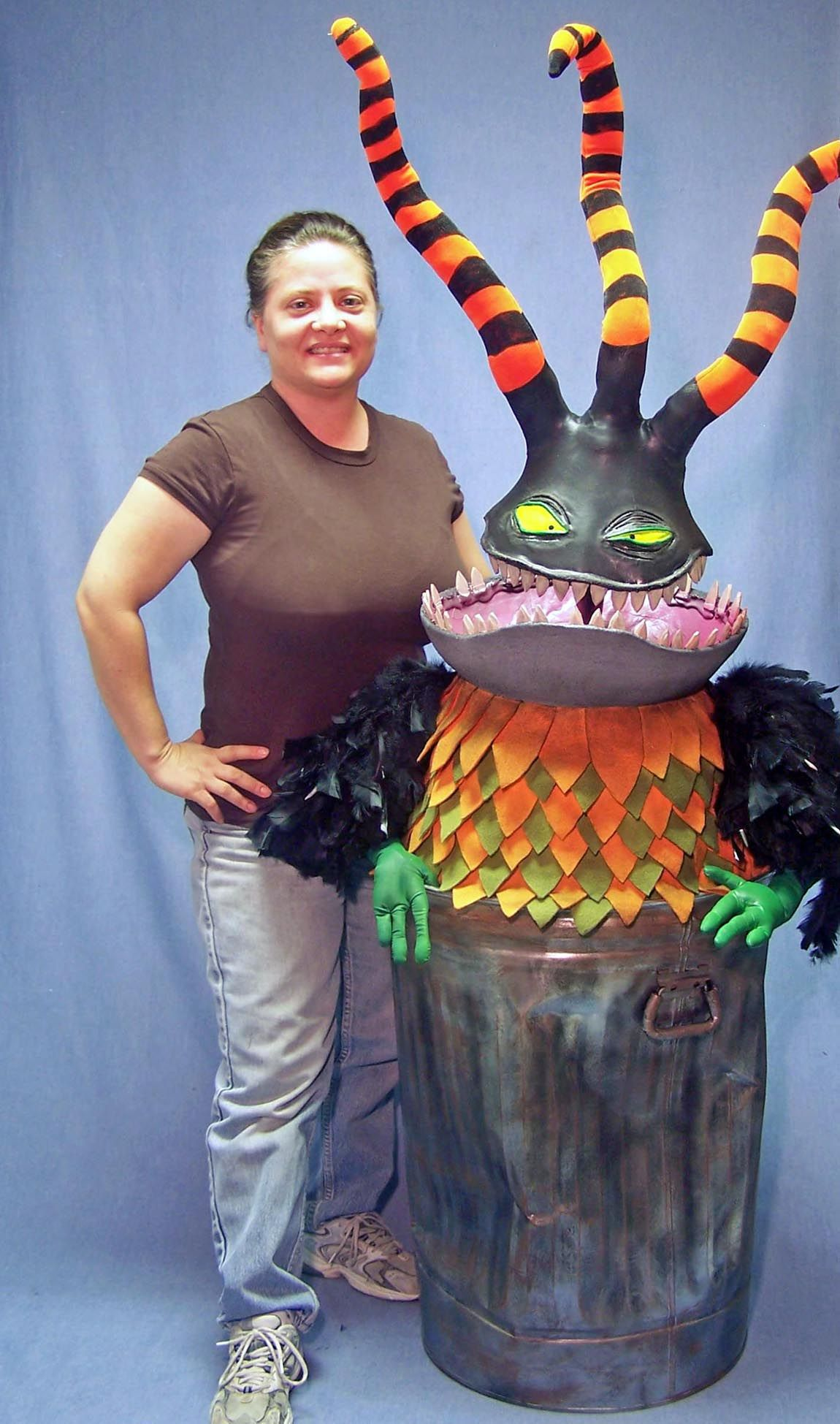 Harlequin Demon and me :)   Nightmare Before Christmas   Pinterest ...